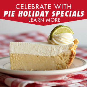 Pie Holidays Schedule